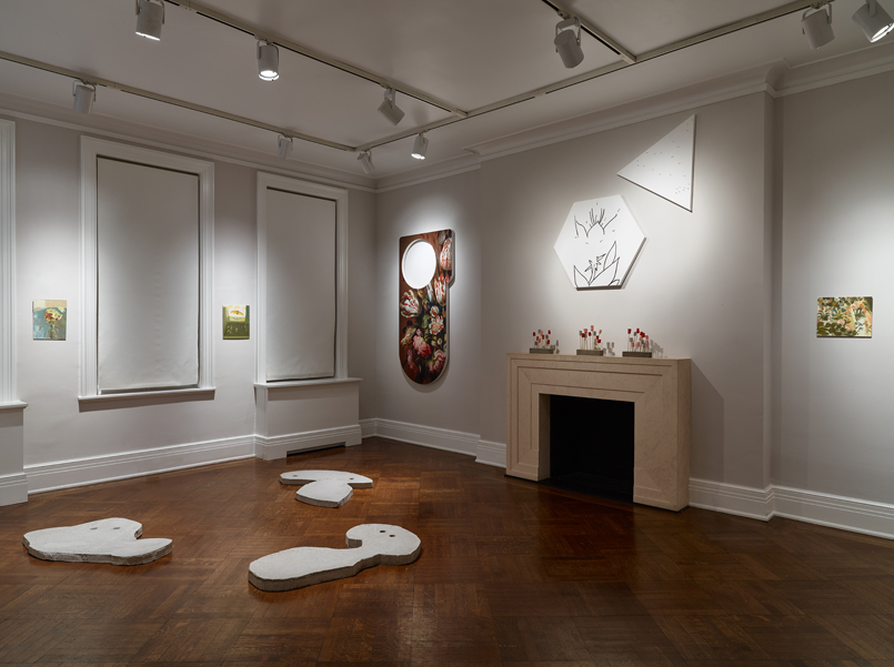 Scent installation front gallery
